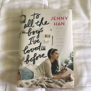 Other - To all the boys I've loved before